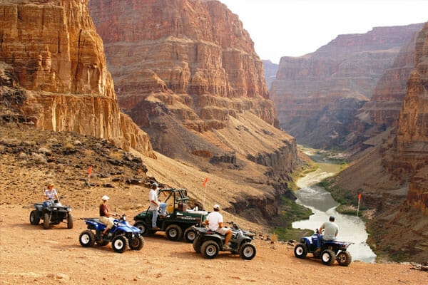 ATV Ride in Grand Canyon