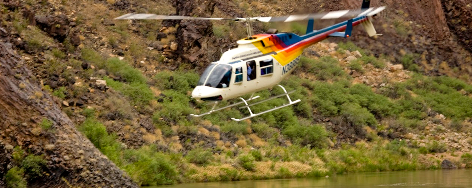 Helicopter Tours of The Grand Canyon