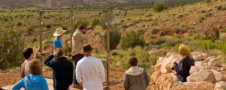 Grand Canyon Skeet Shooting