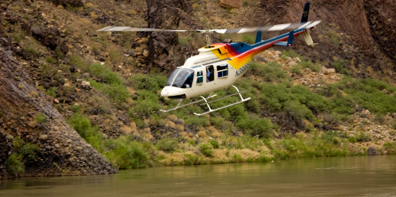 Ground and Air Transportation to Grand Canyon