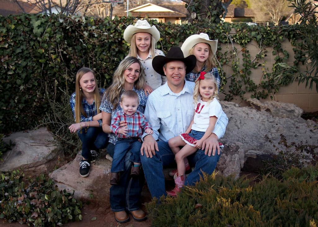 Gavin Heaton Family