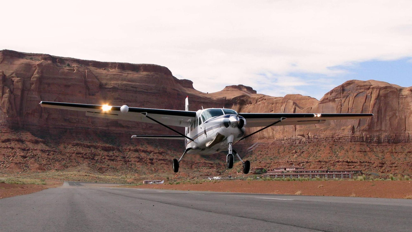 Cessna 208 Caravan airplane