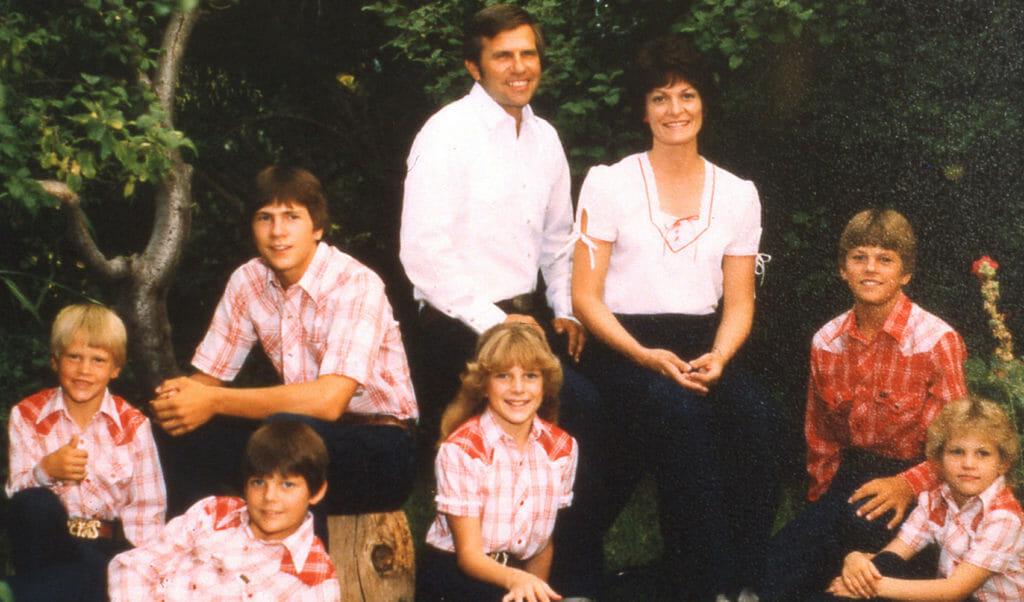 Heaton Family 1983