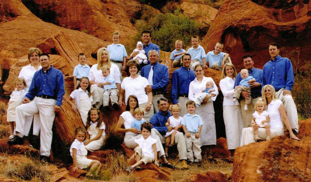 Heaton Family 2004